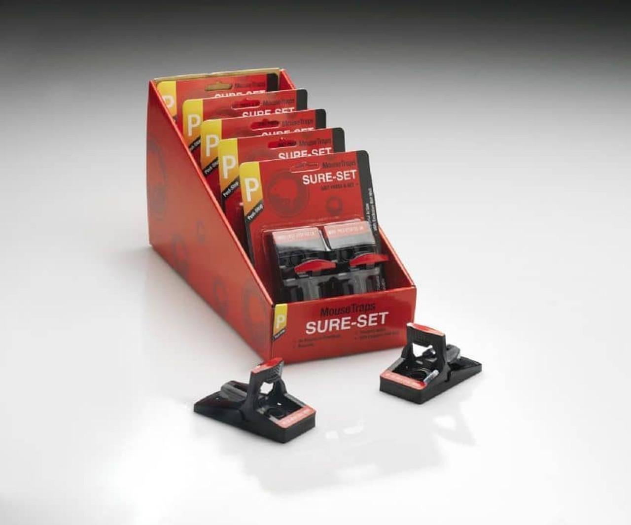 Procter Sure-Set Plastic Mousetrap (2)
