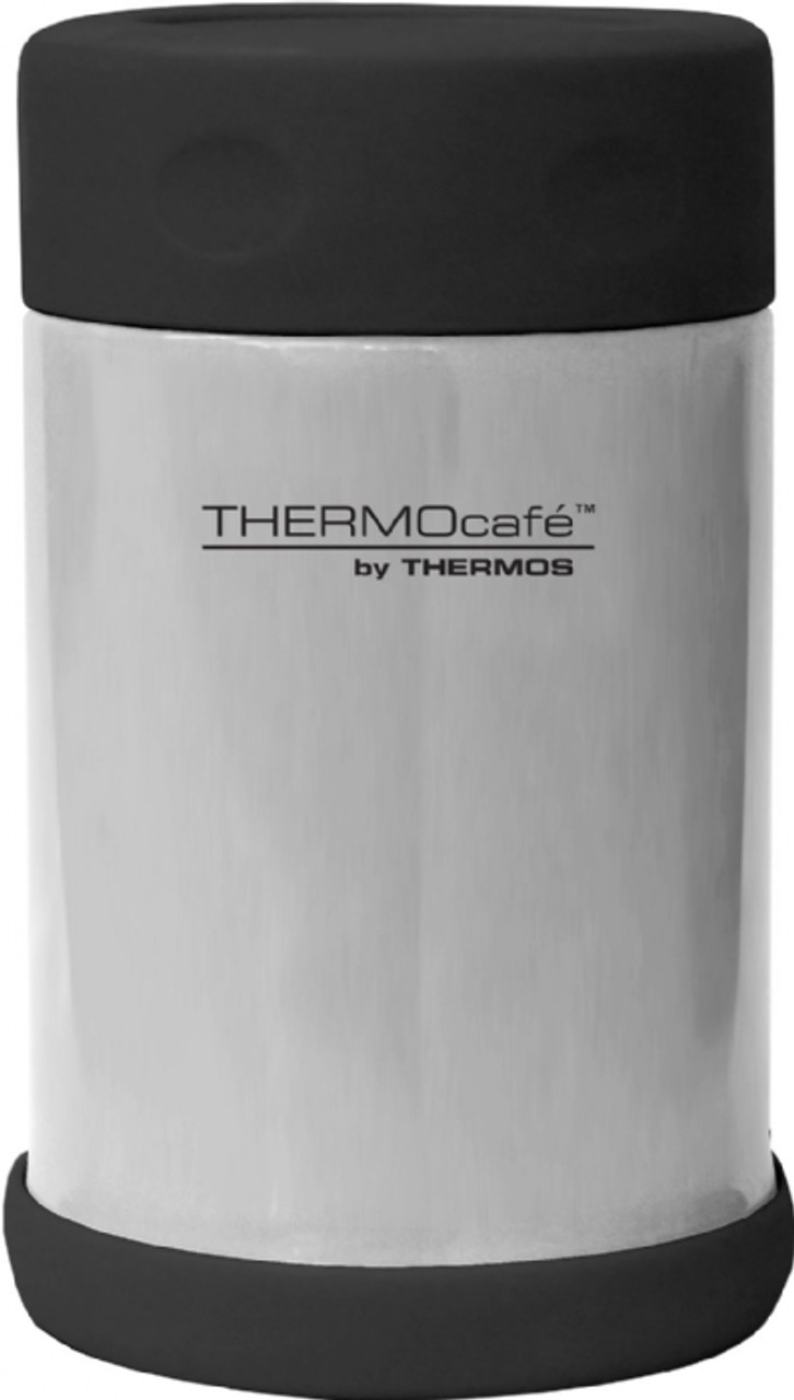 Thermo Cafe 400ml Food Flask Stainless Steel