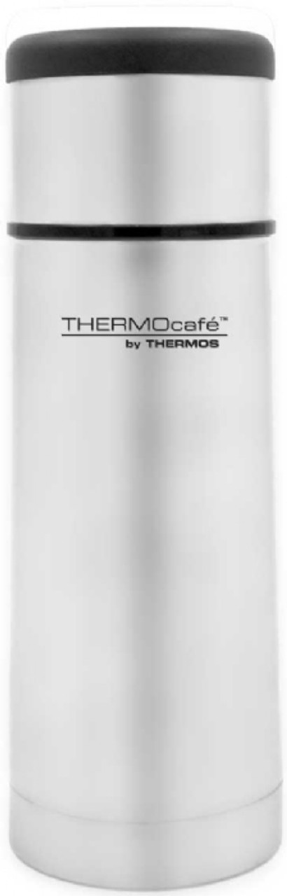 Thermos 0.35L Flat Top Stainless Steel Flask