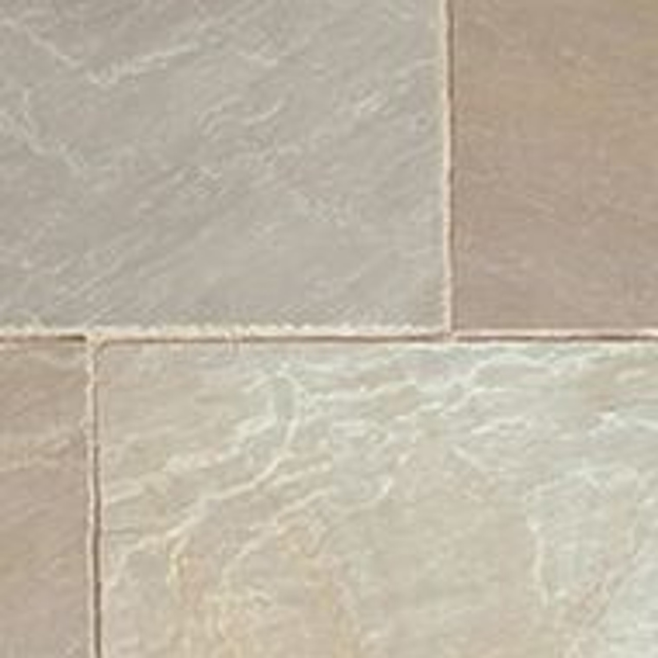 Callibrated Natural Stone Lakeland/RAJ Patio Pack (15.25m2)   -  LOCAL DELIVERY ONLY