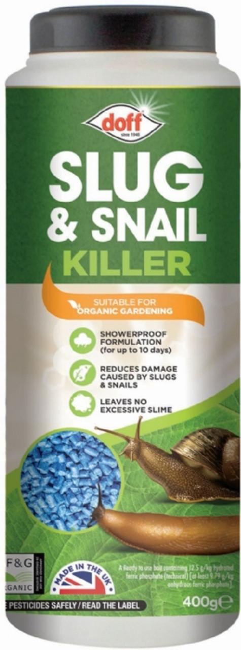 Doff Slugkiller Organic 400g
