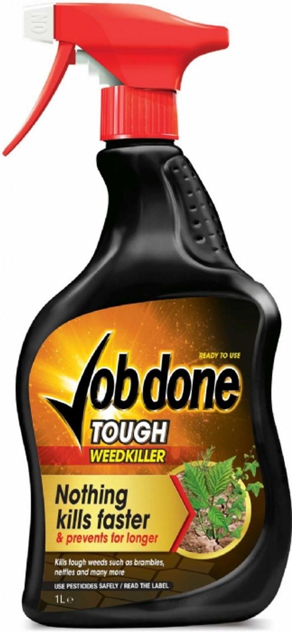 Jobdone 1ltr Tough Weedkiller