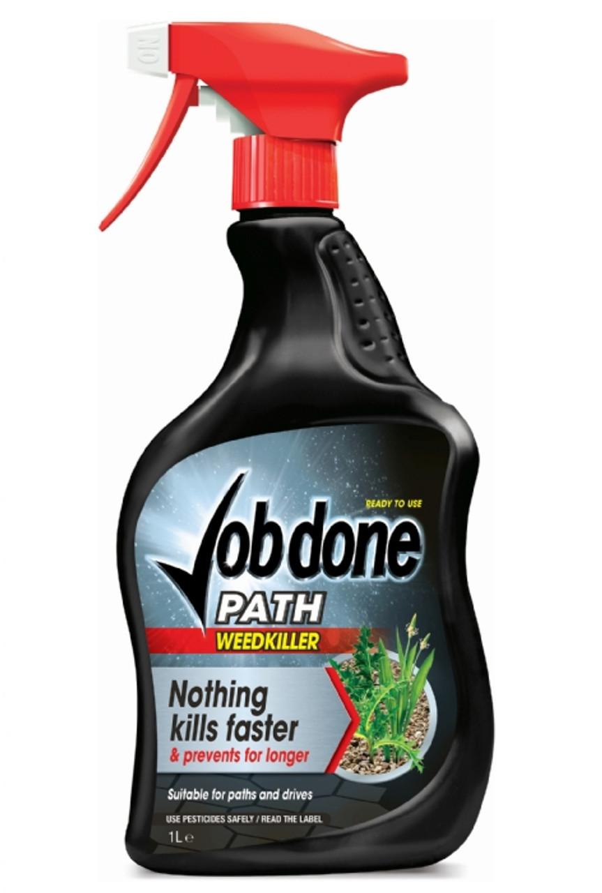 Jobdone 1ltr Path Weedkiller