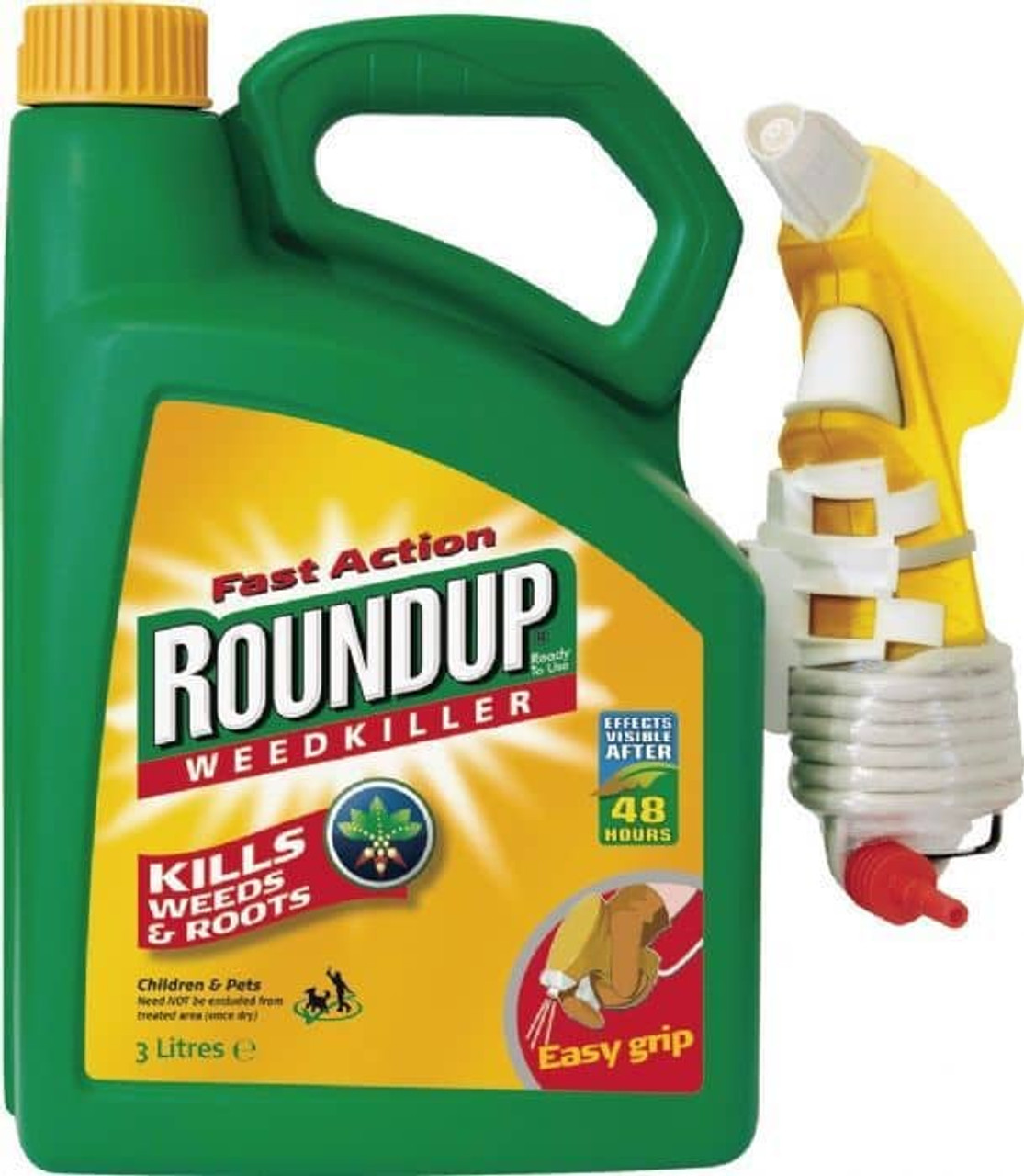 Roundup 3ltr Weedkiller
