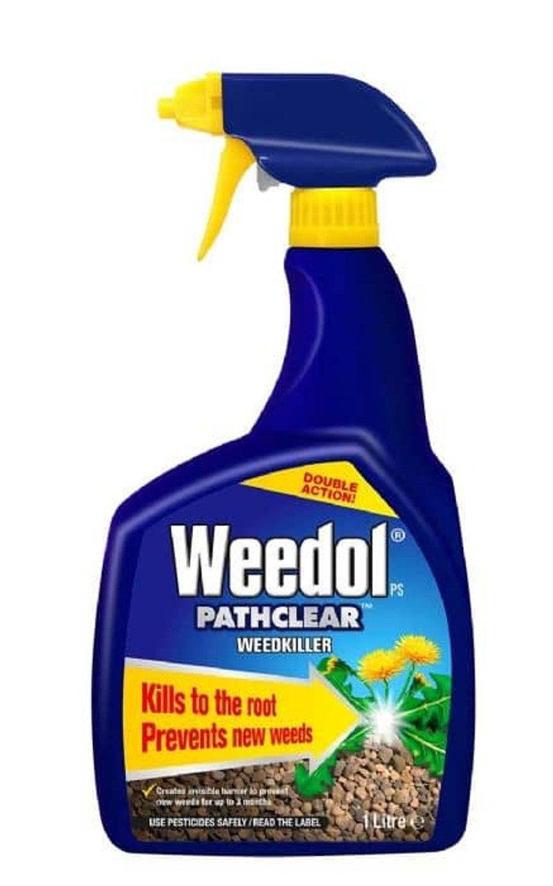 Weedol Pathclear Gun 1Ltr