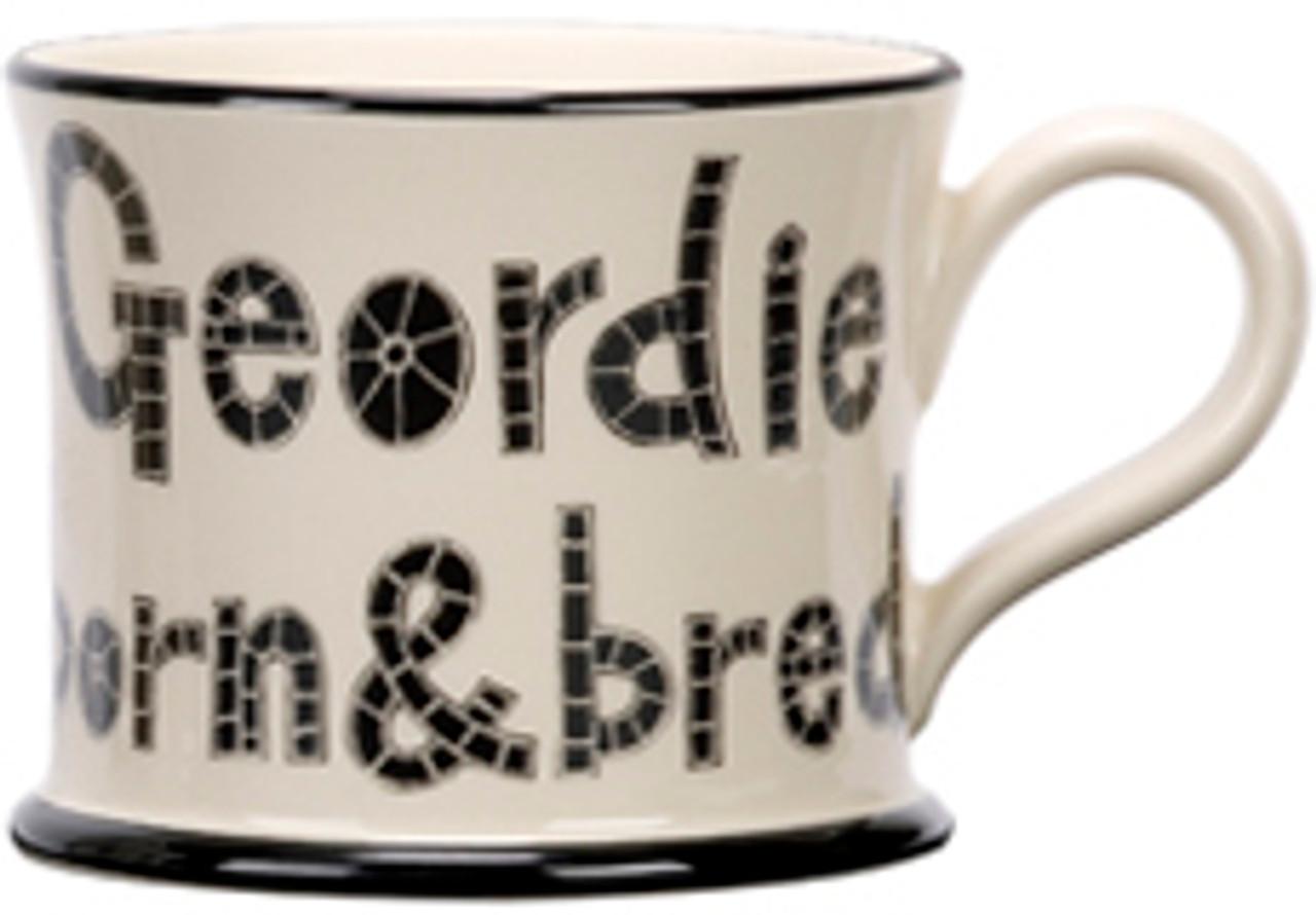 Geordie Born and Bred Mug
