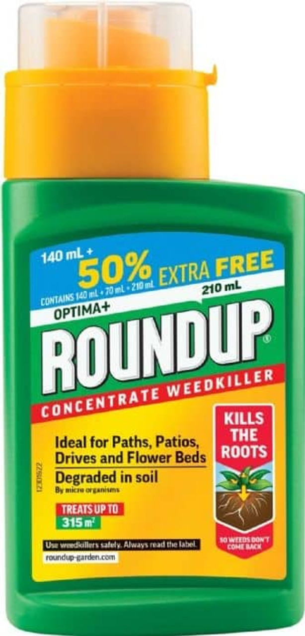 Roundup GC 210ml Biactive Weedkiller