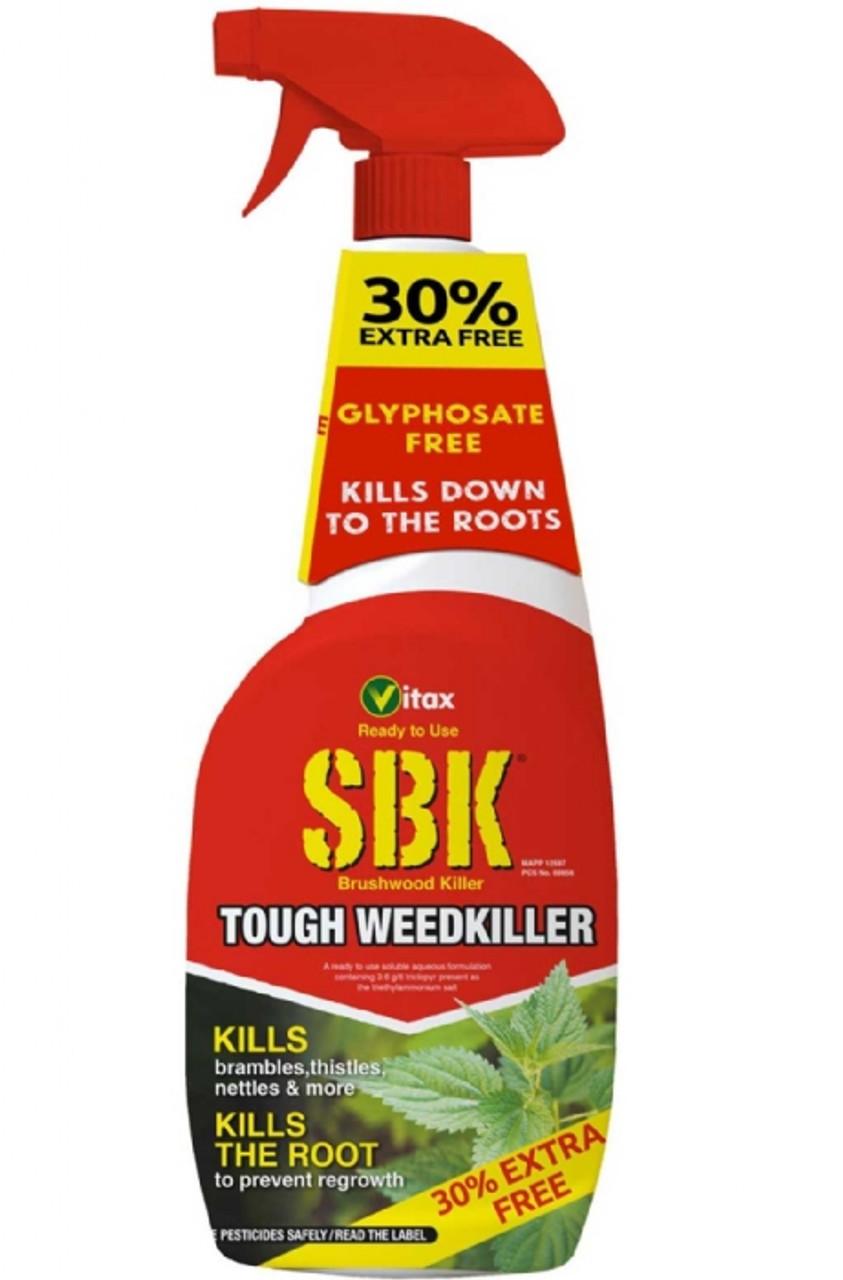 SBK 750ml Tough Weedkiller RTU