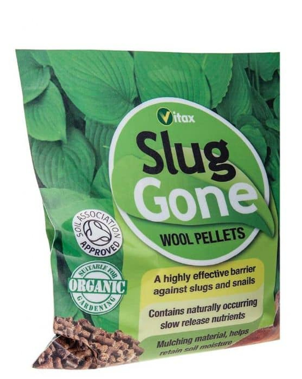 Vitax Slug Gone Organic 3.5ltr