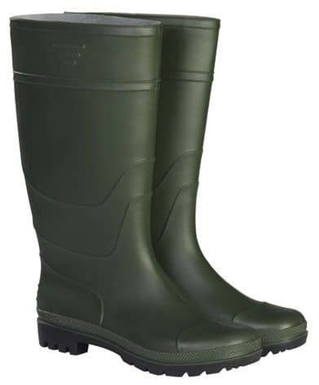 Briers Size 8 Traditional Wellington Green
