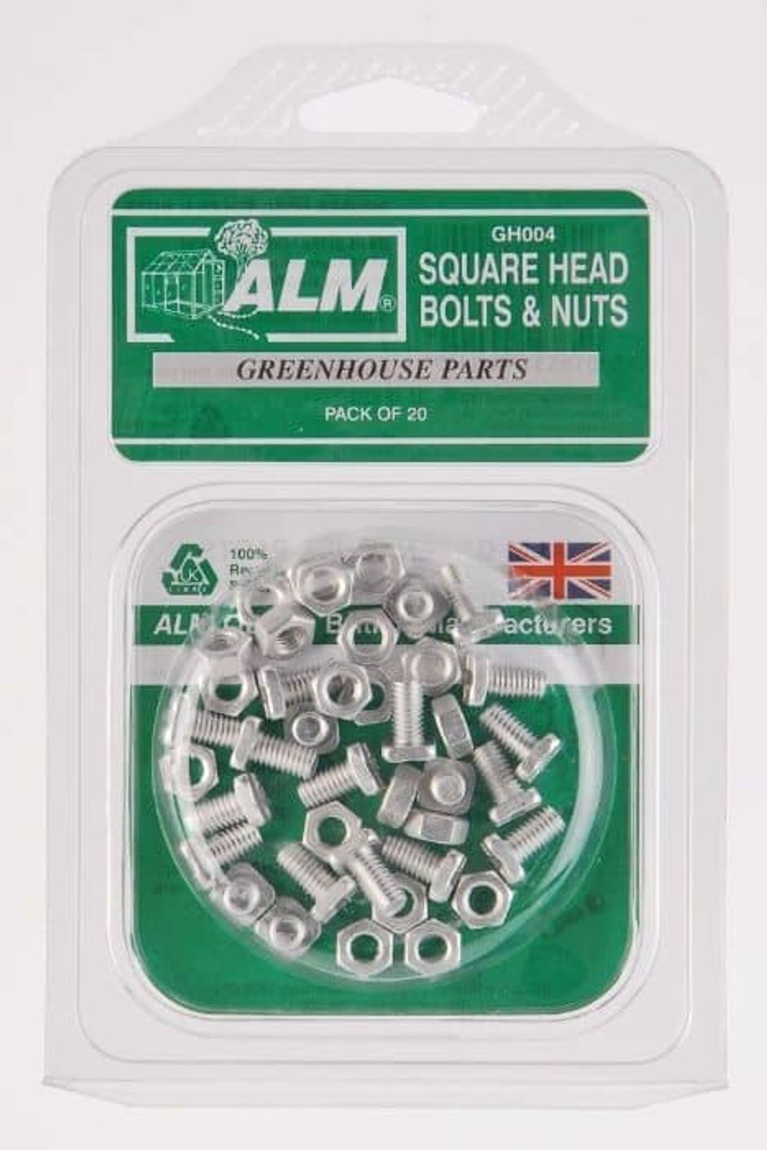 ALM G/house Nuts + Bolts