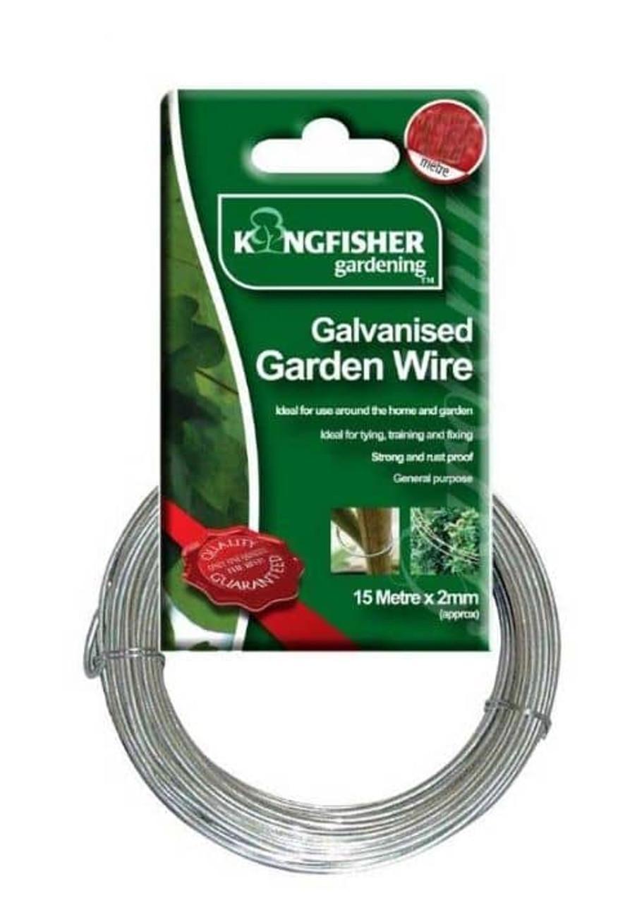 Galvanised Wire 1.2mm x 20m