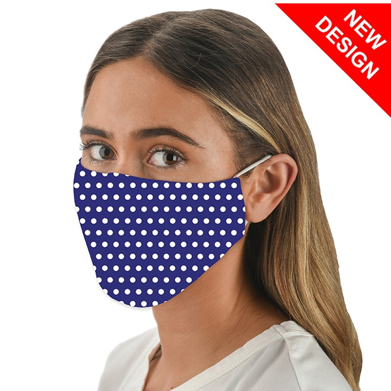 Dots Face Covering