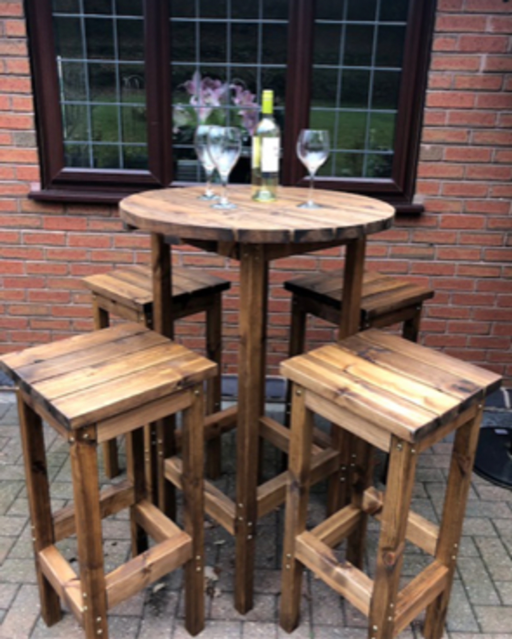 DALES BAR SET - LOCAL DELIVERY ONLY