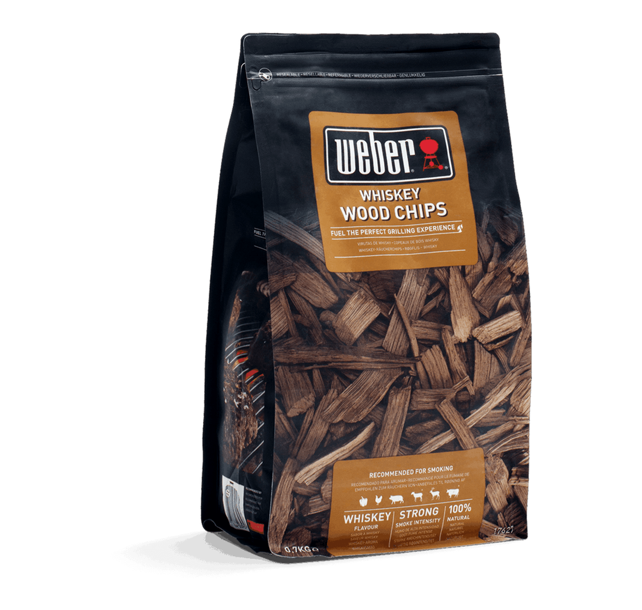 Weber Whiskey Wood Chips