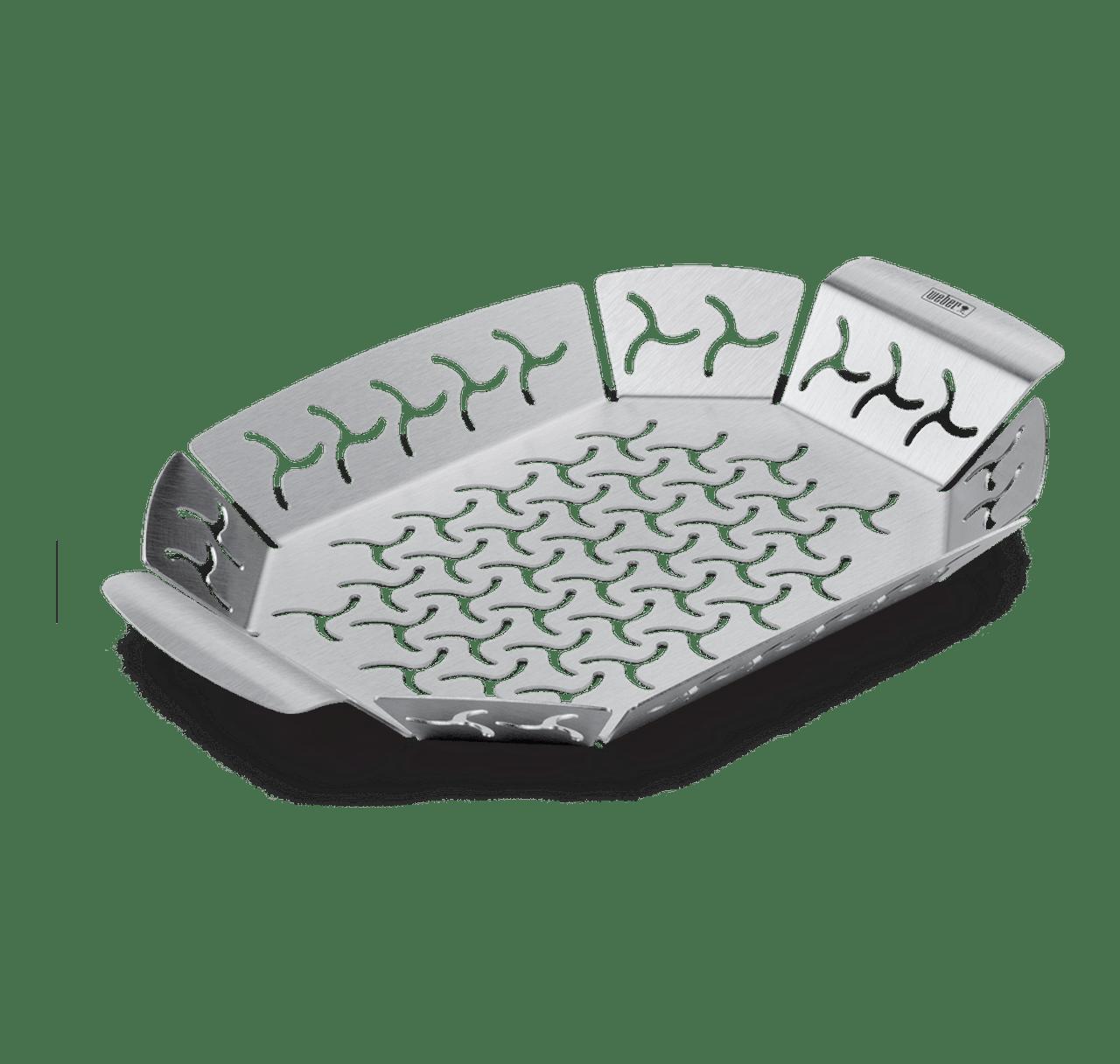 Weber Premium Grilling Basket Small