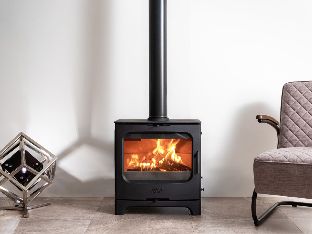 Esse Ecodesign 5kw Stove with Feet - FREE DELIVERY