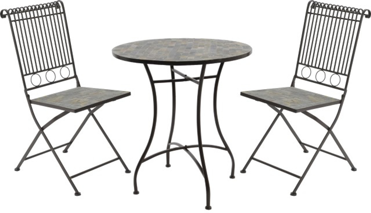Stuttgart Bistro Set - LOCAL DELIVERY ONLY