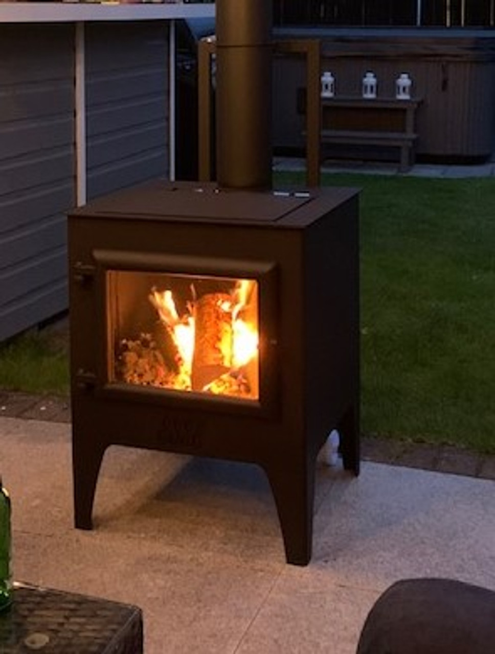 ESSE Garden Stove - 5kw - LOCAL DELIVERY ONLY