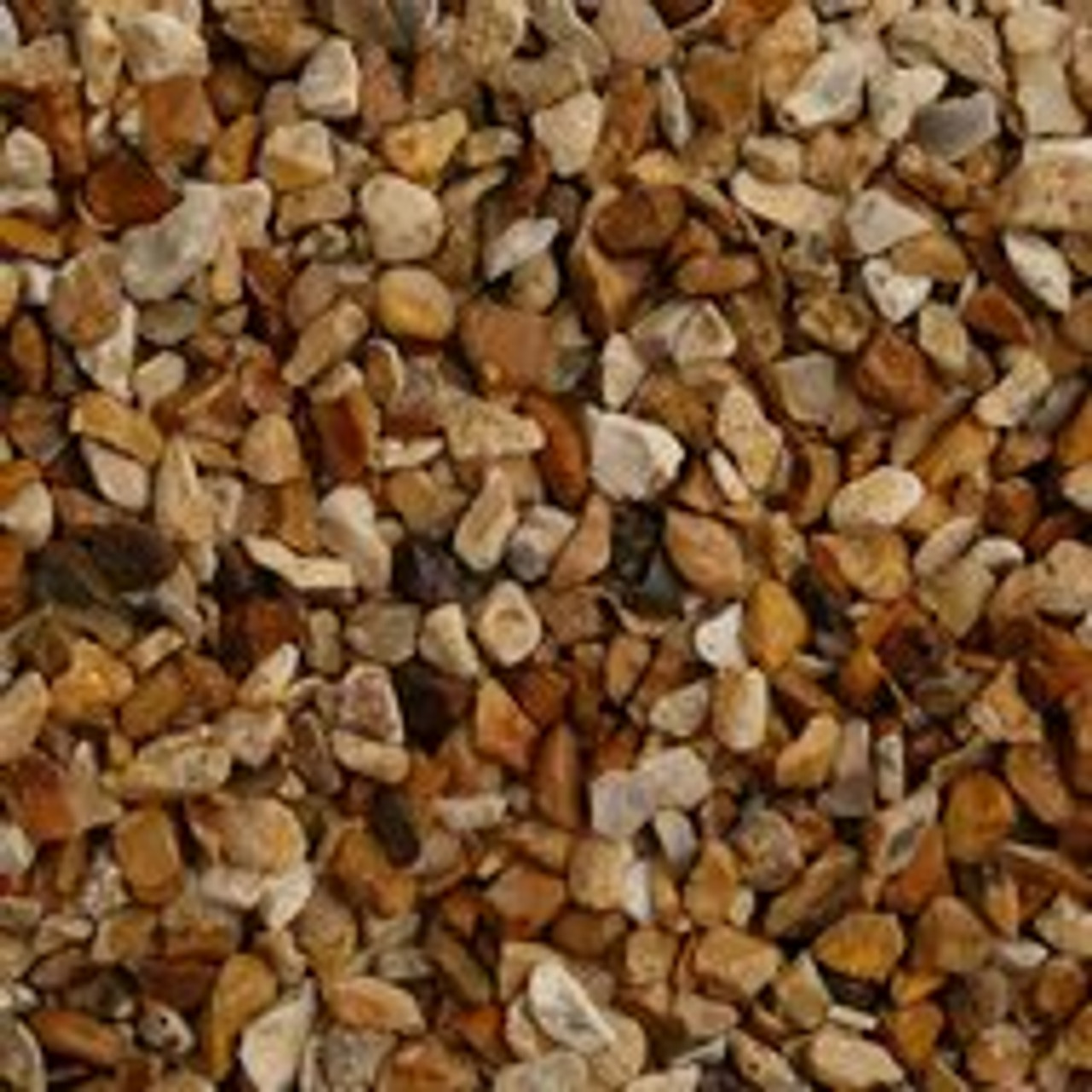 Golden Flint Chippings 10mm   -  LOCAL DELIVERY ONLY (3 MILE RADIUS)