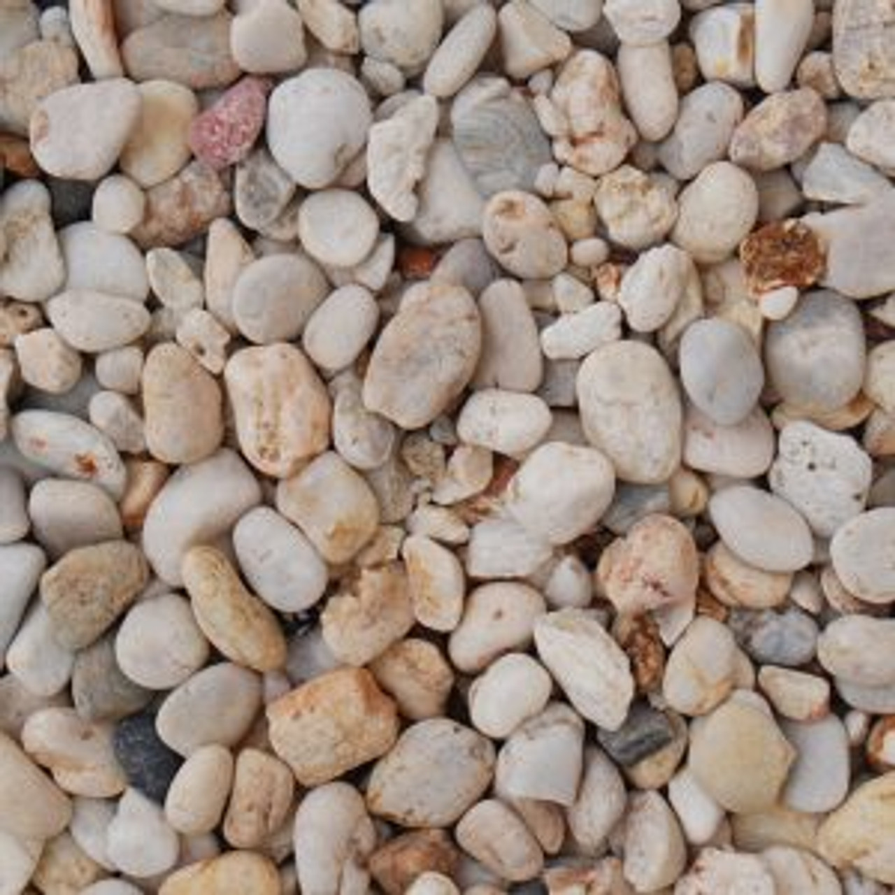 Heritage Stone Apricot 20mm Dumpy bag  -  LOCAL DELIVERY ONLY