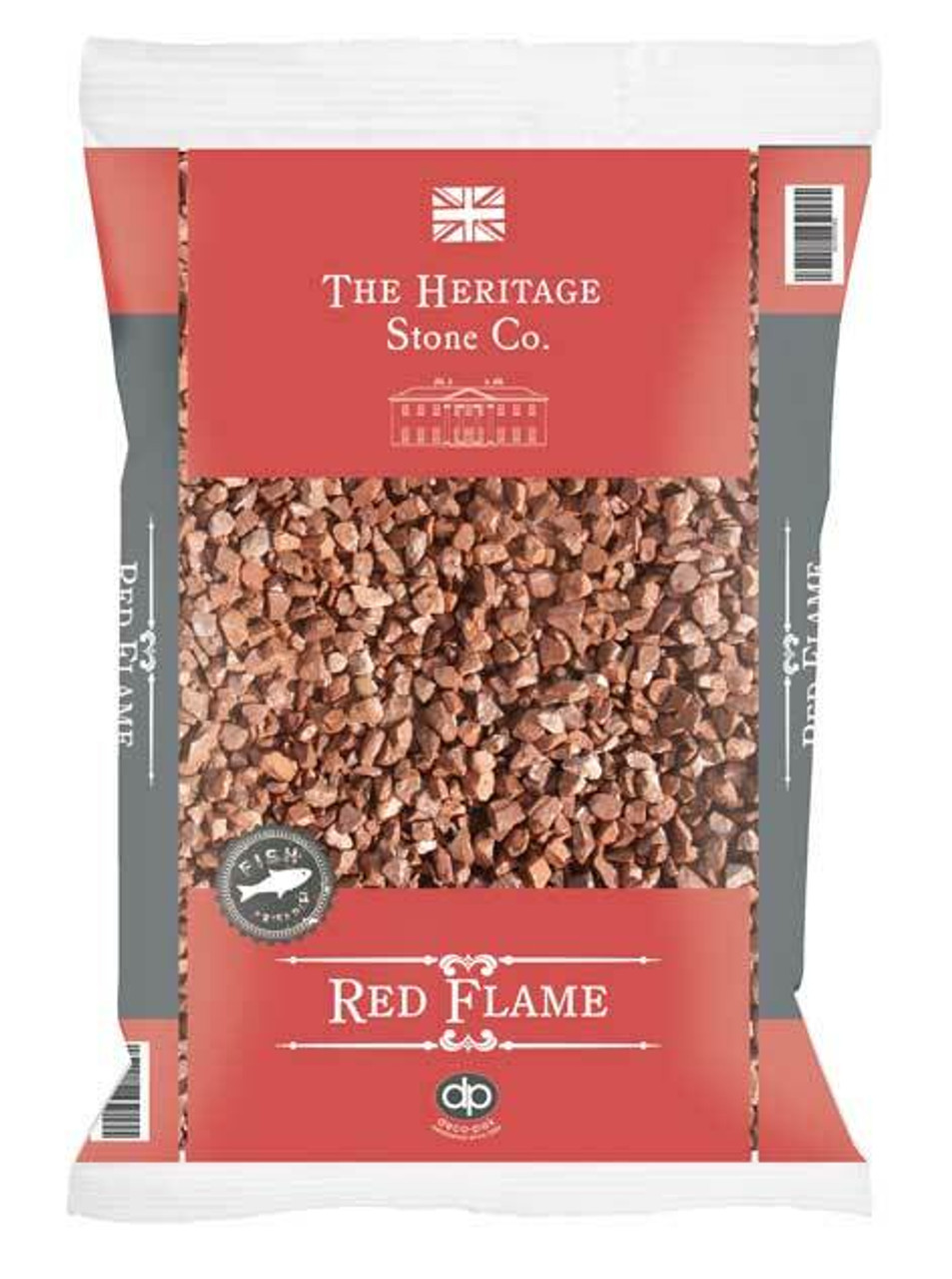 Heritage Stone Red Granite 16-20mm  -  LOCAL DELIVERY ONLY