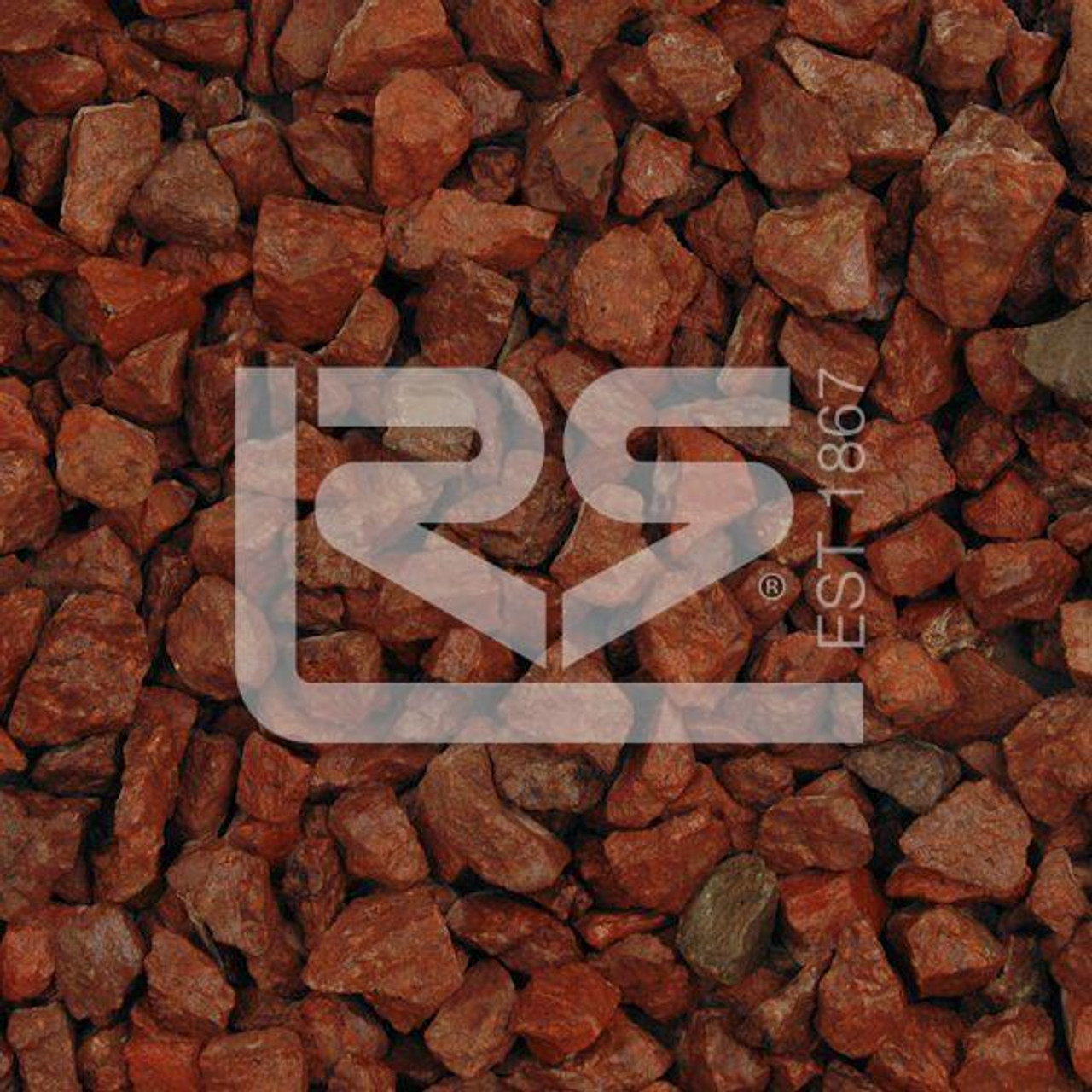 Heritage Stone Red Granite 16-20mm  Dumpy Bag  -  LOCAL DELIVERY ONLY