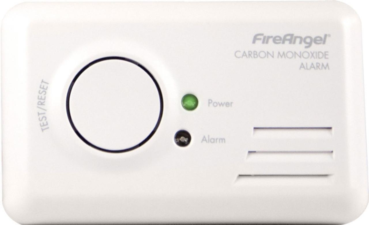 Carbon Monoxide Alarm - 7 year life
