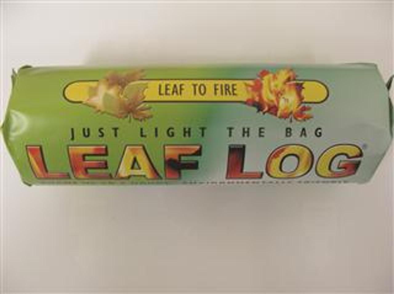 Biofuels Leaf Log