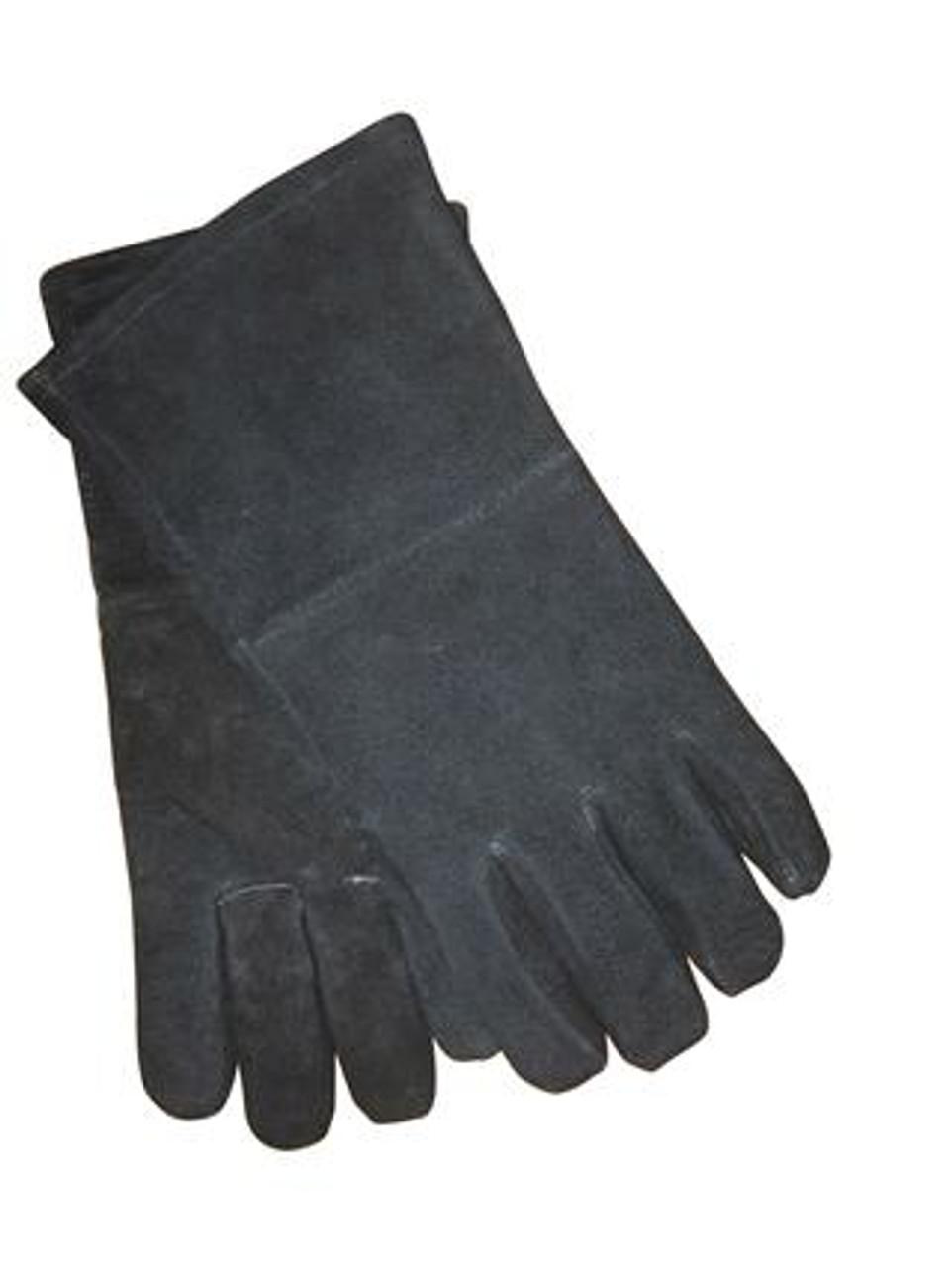 Manor Fireside Gloves Black
