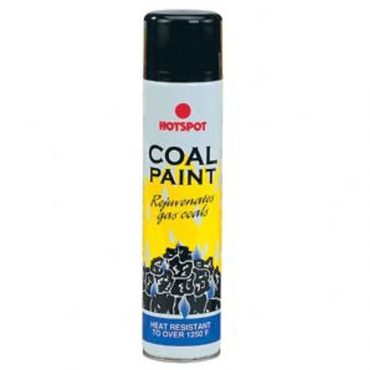 Hotspot Coal Paint