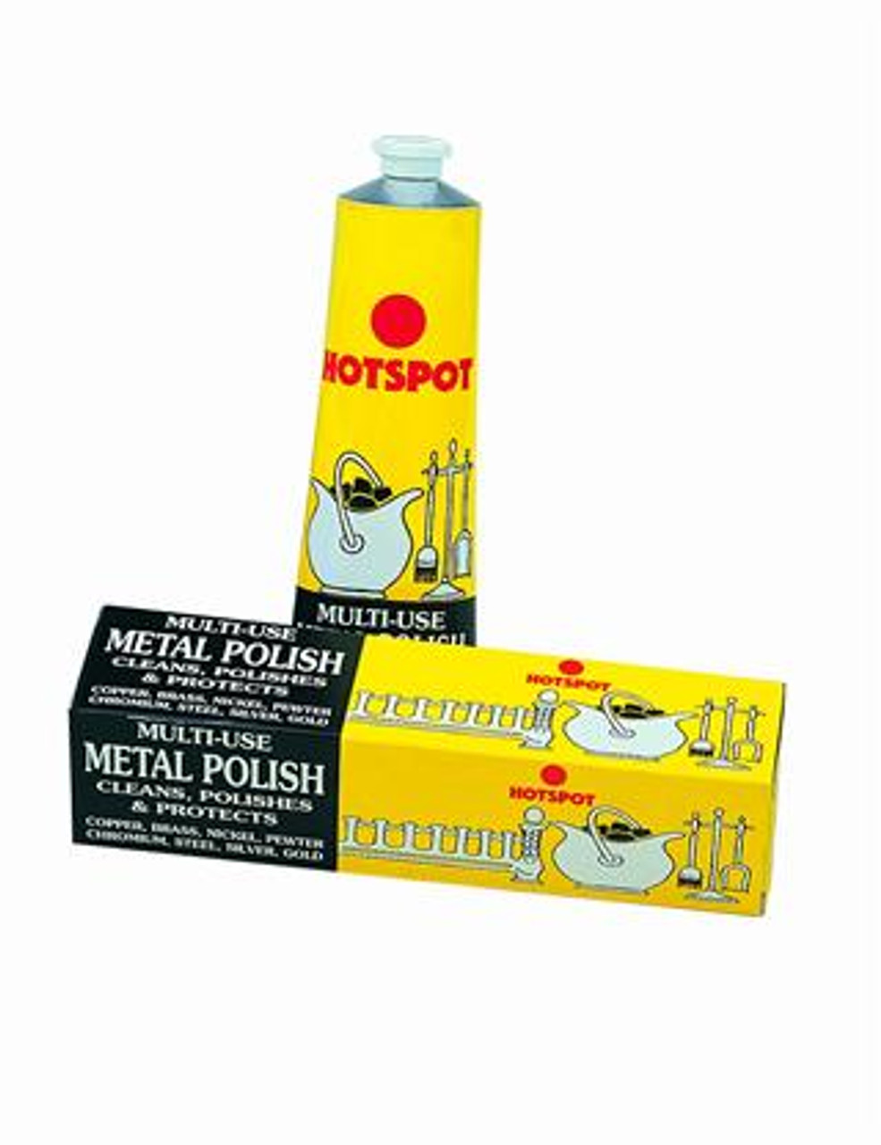 Hotspot Metal Polish 150ml