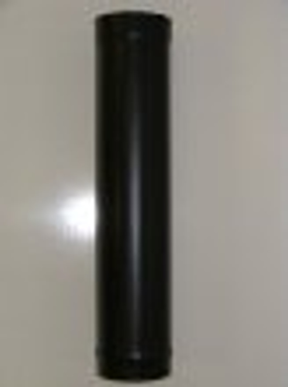 "6"" Chimney Flue Pipe Enamel x 600MM"