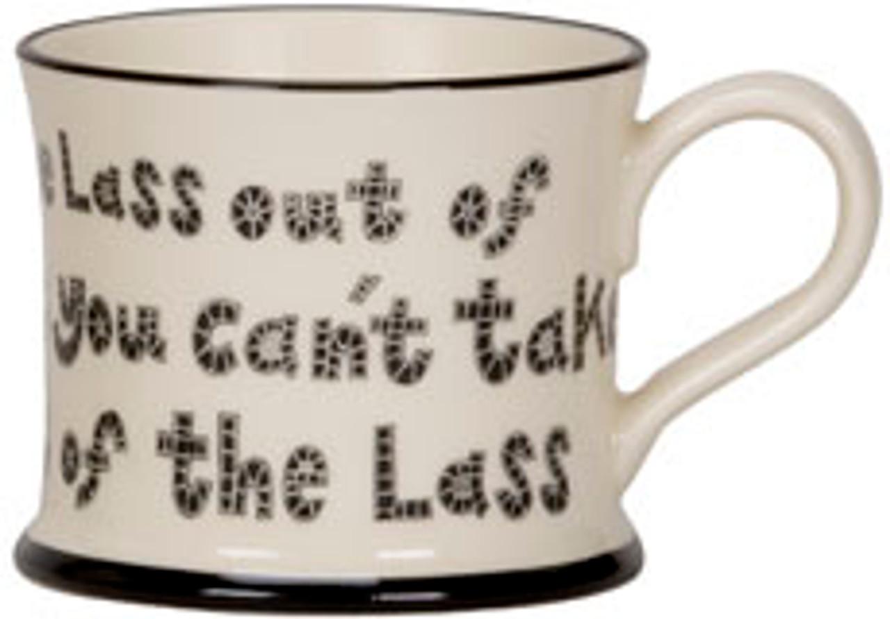 Lass Out of Newcastle Mug