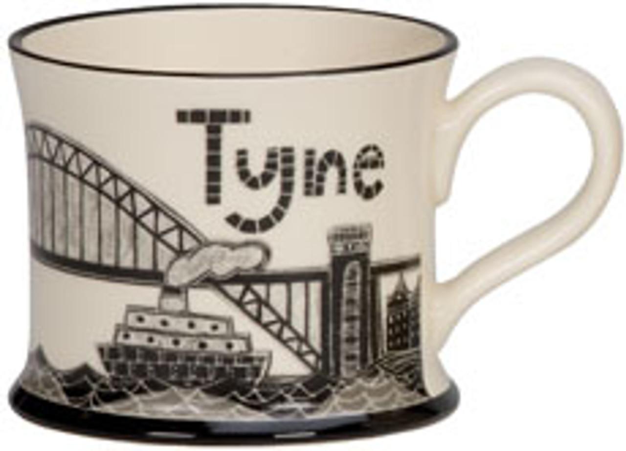 Fog on the Tyne Mug