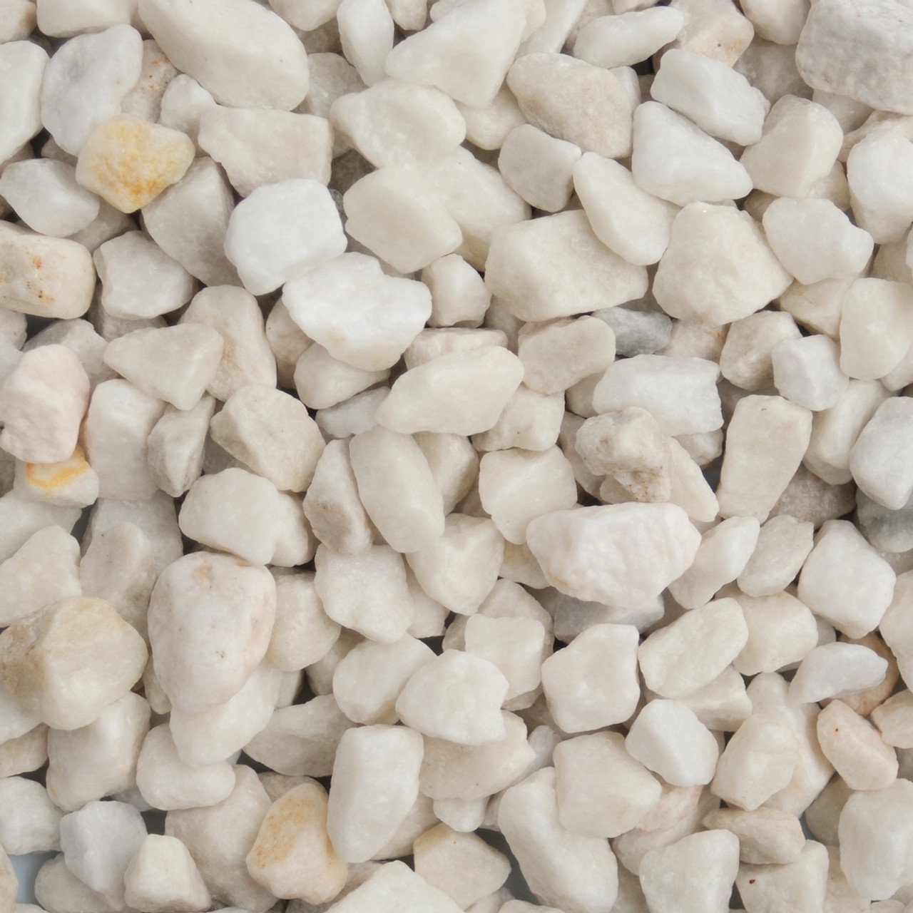 Polar White Chippings 20mm Dumpy bag - LOCAL DELIVERY ONLY (3 MILE RADIUS)