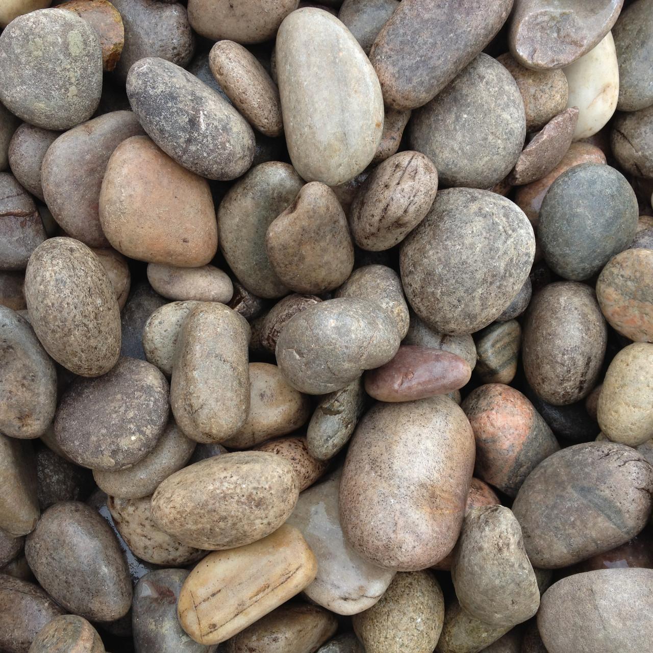 Scottish Pebbles garden gravel