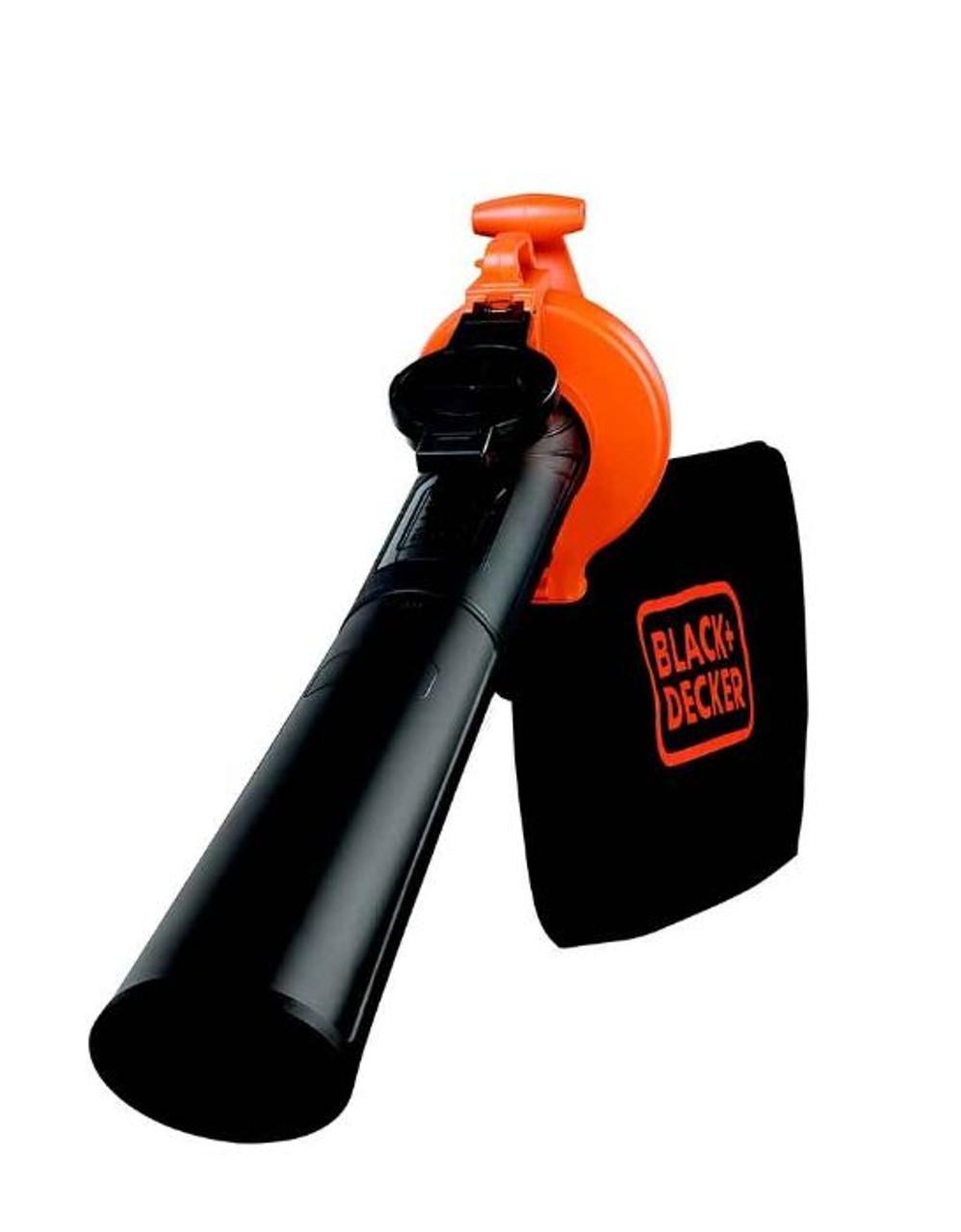 Black and Decker Blower Vac 2500W
