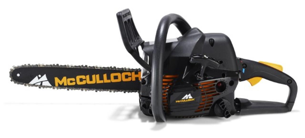 McCulloch Petrol Chainsaw 35cm