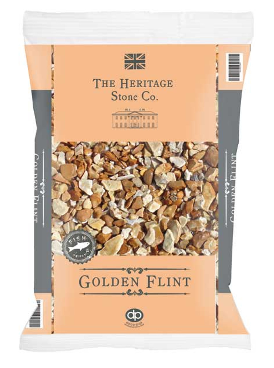 Heritage Stone Golden Flint