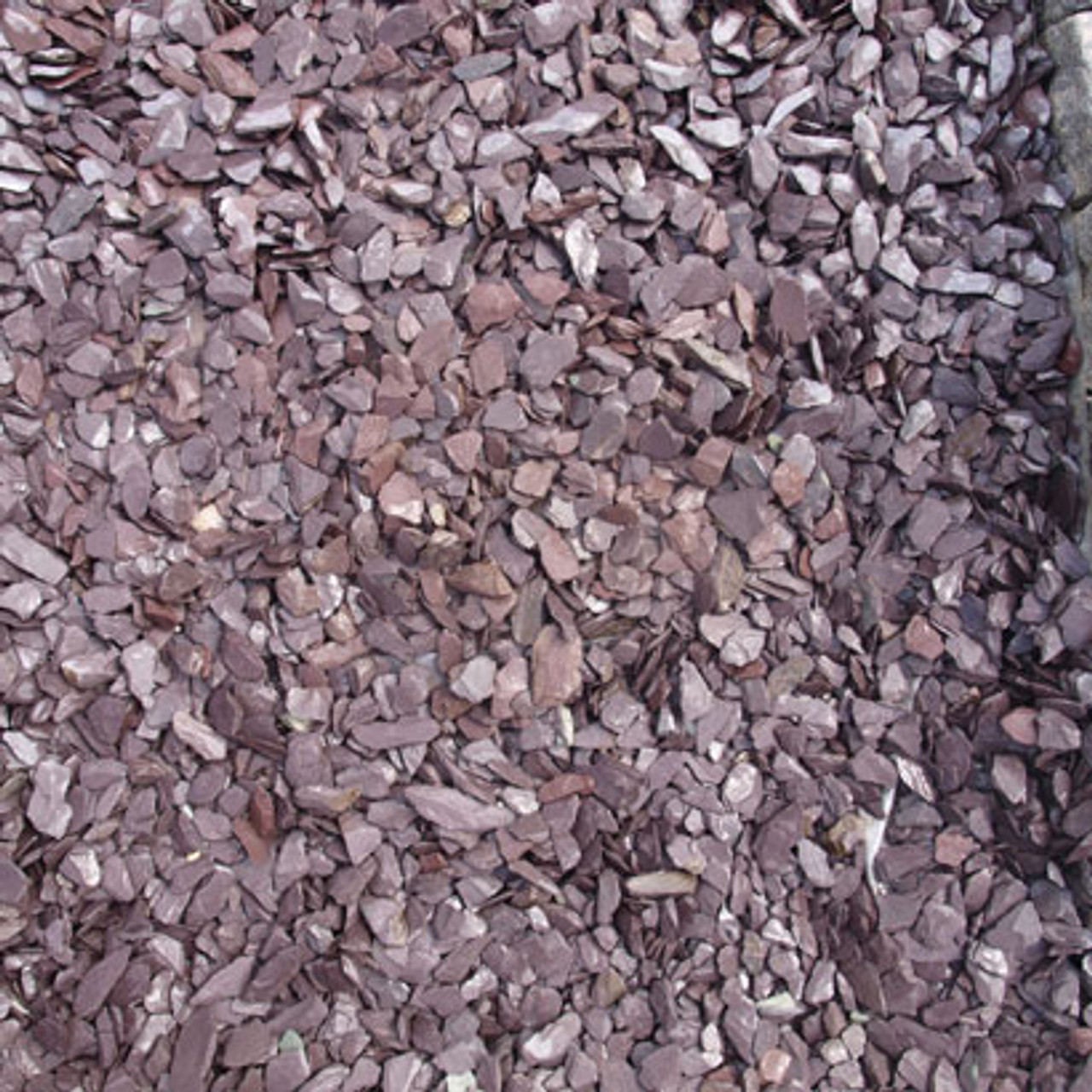 Heritage Stone Plum Slate decorative chippings