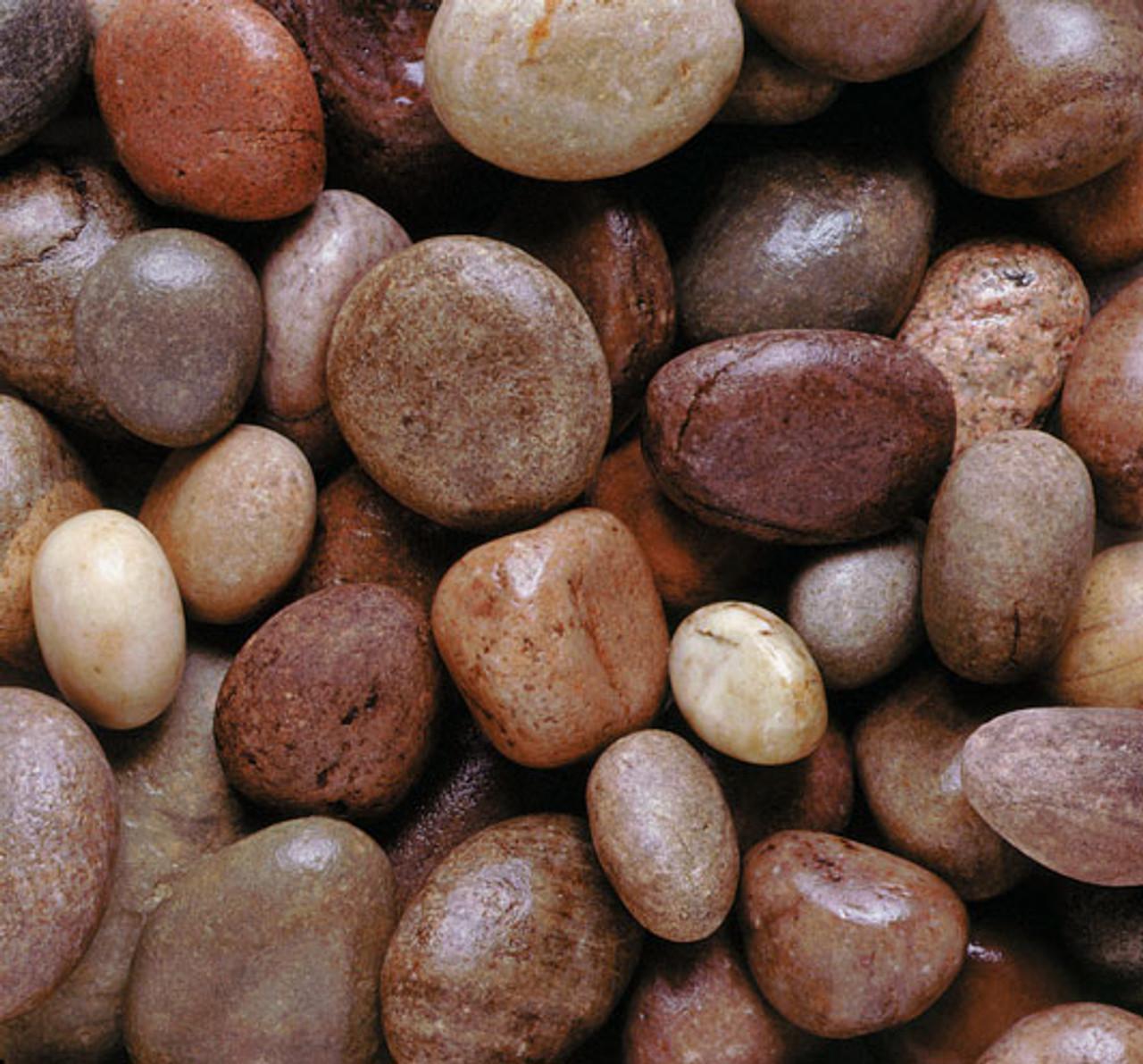 Heritage Stone Scottish Cobbles garden gravel