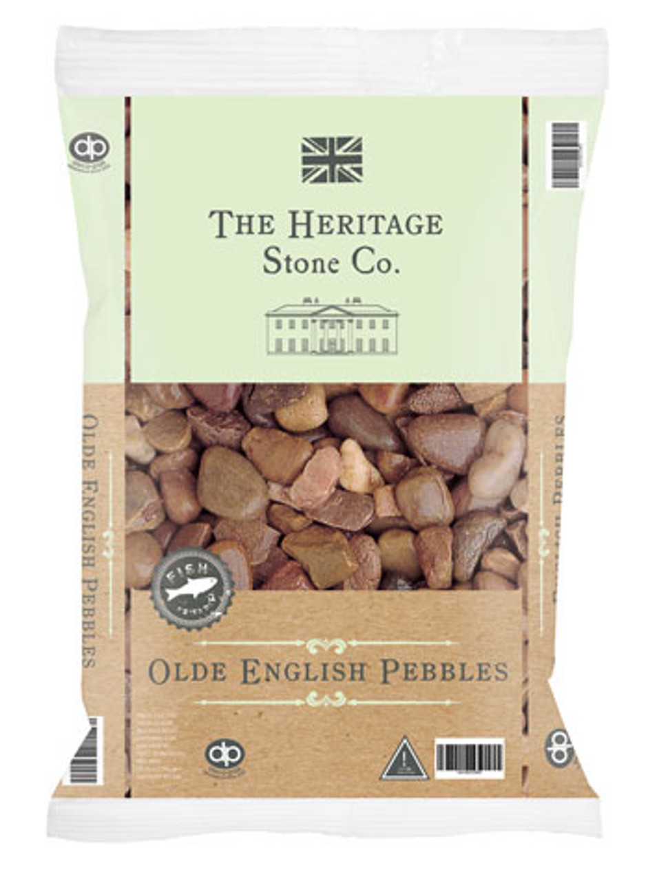 Heritage Stone Old English decorative gravel