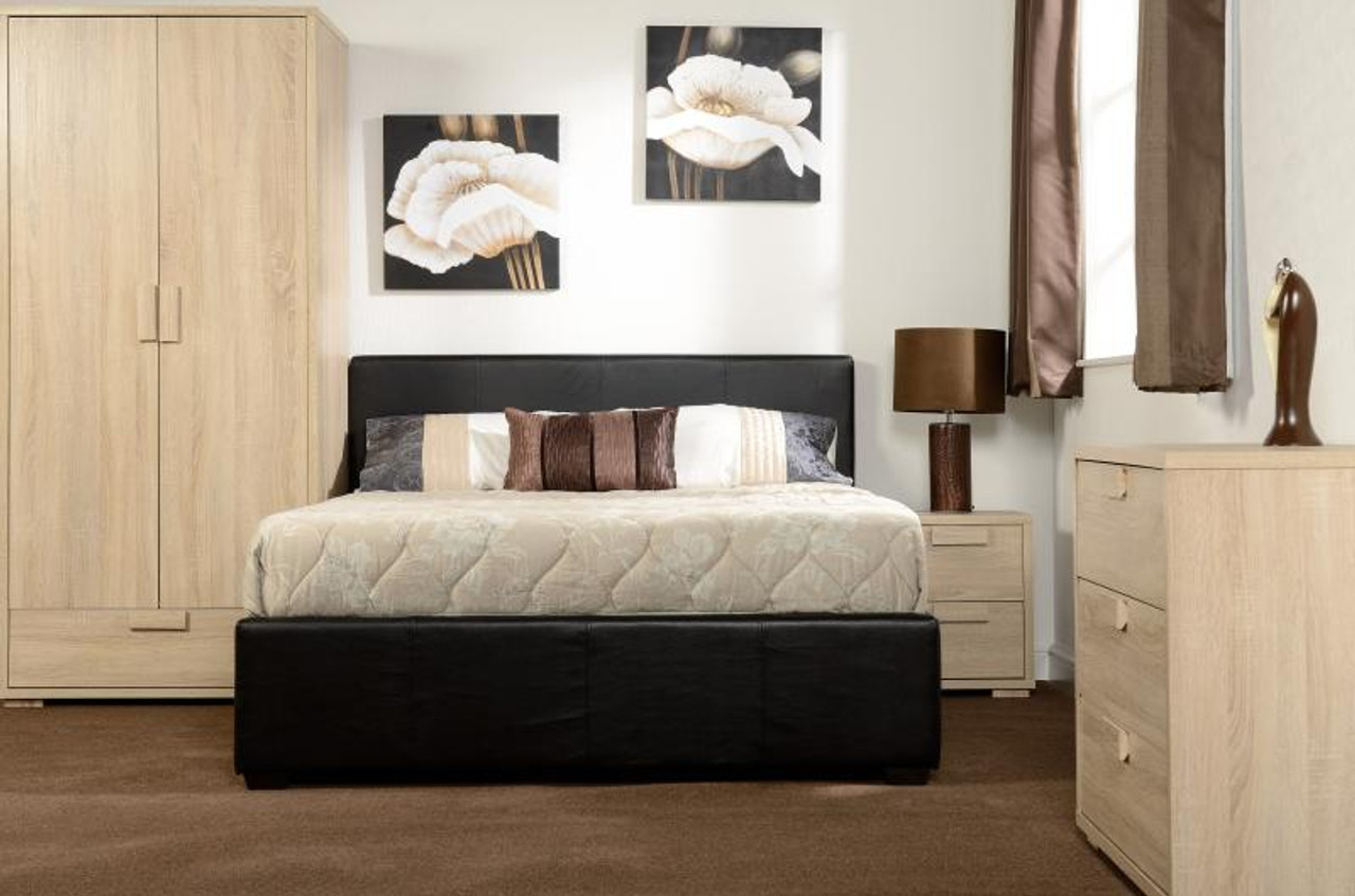 Prado Storage Bed