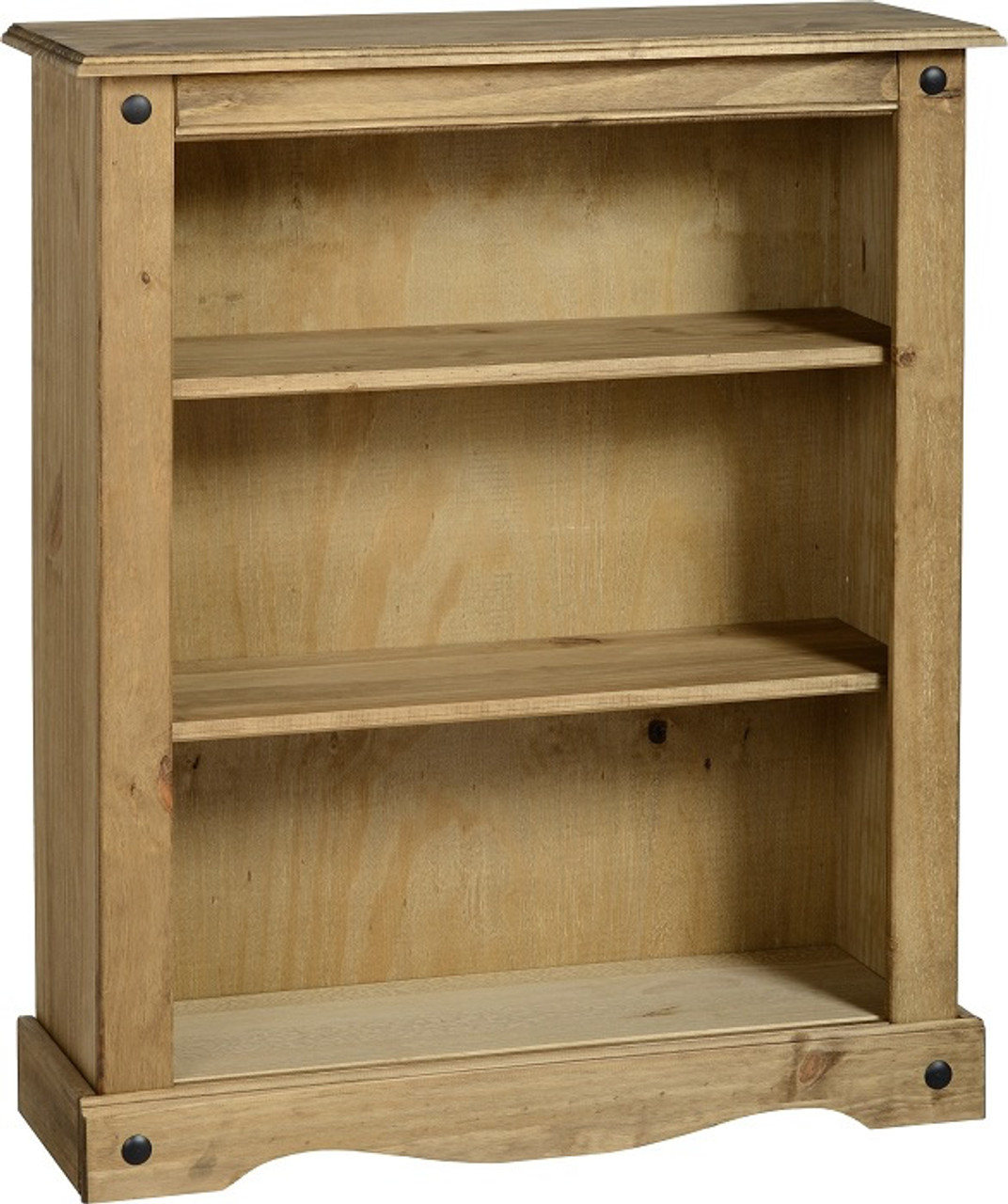 Corona Bookcase Low