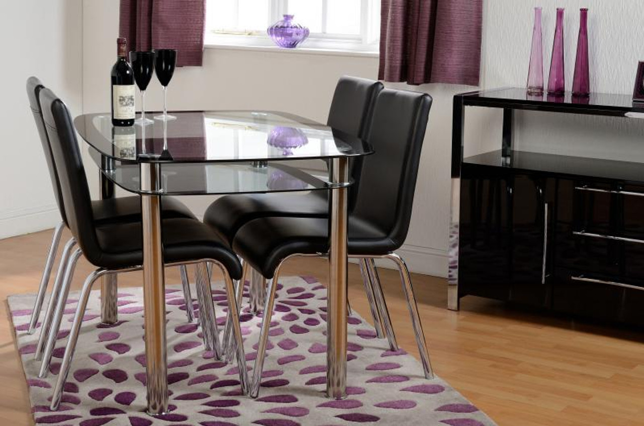 Harlequin Dining Set