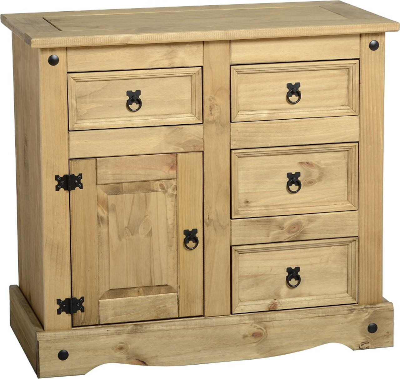 corona sideboard 4 drawer