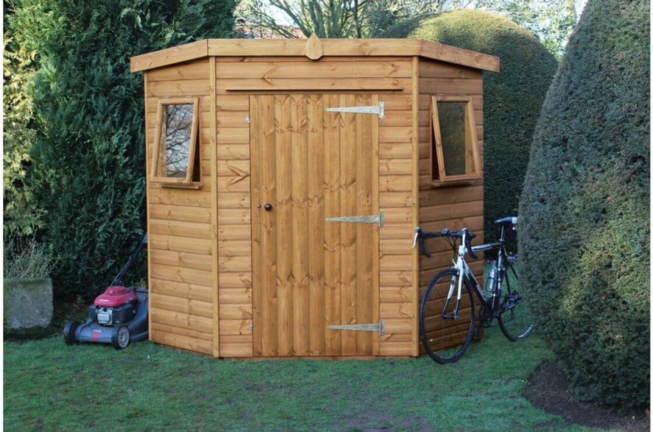 shedlands corner shed