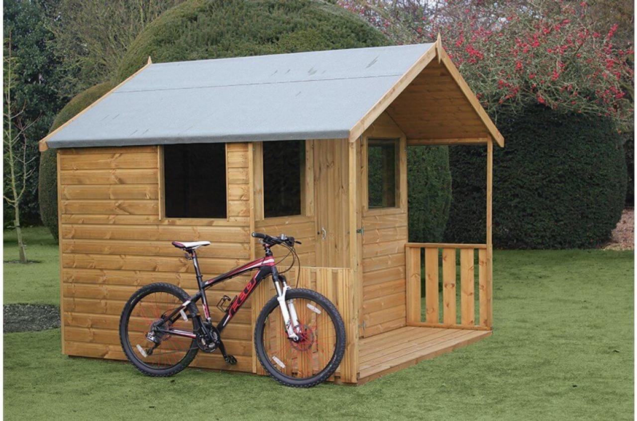 shedlands hobby summer house