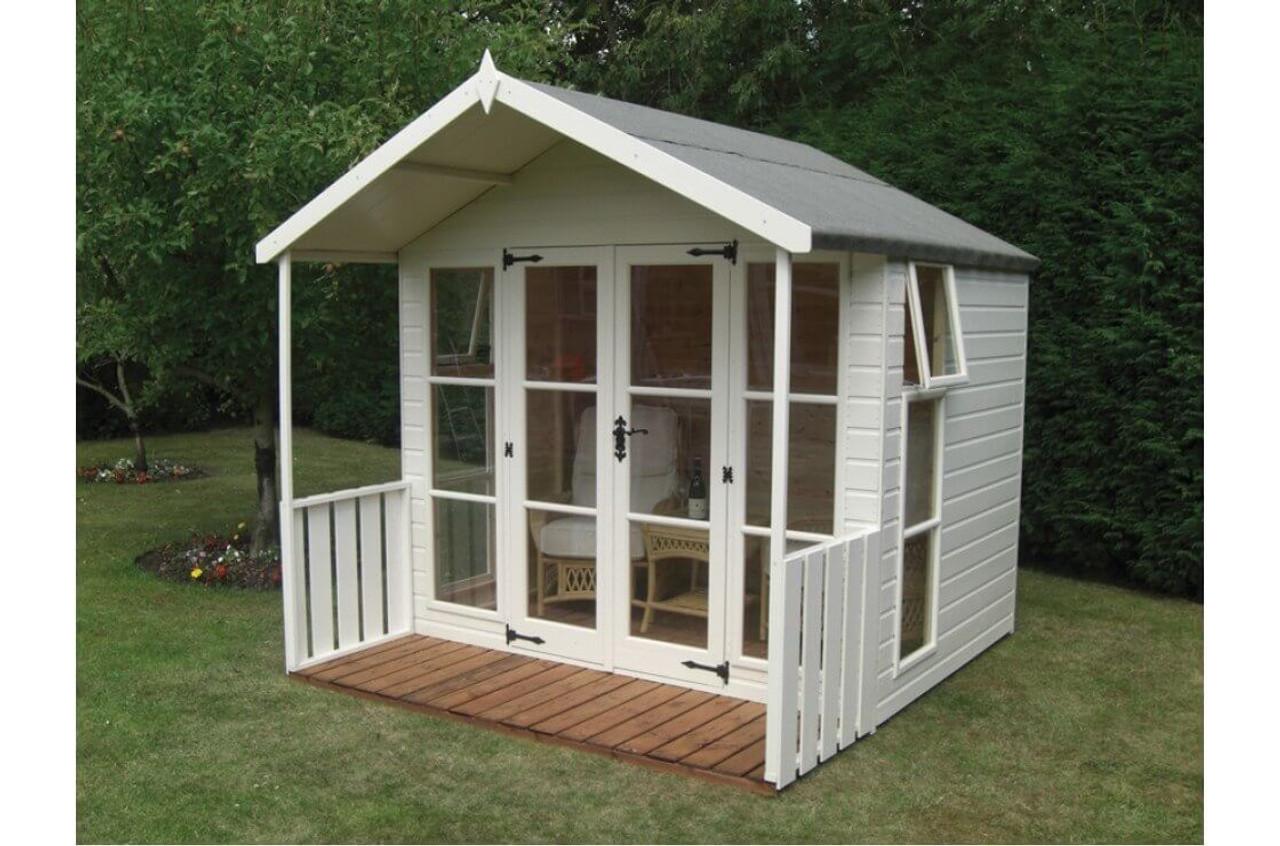 shedlands daylight summer house